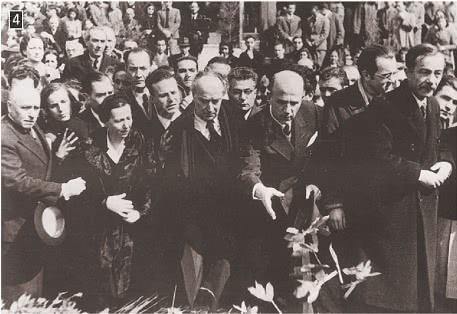 Αποτέλεσμα εικόνας για Κηδεία Παλαμά