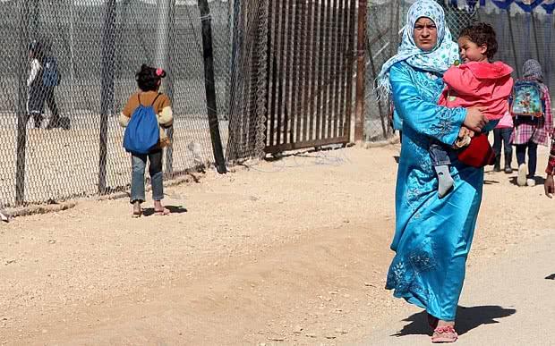 JORDAN SYRIA REFUGEES UNFPA