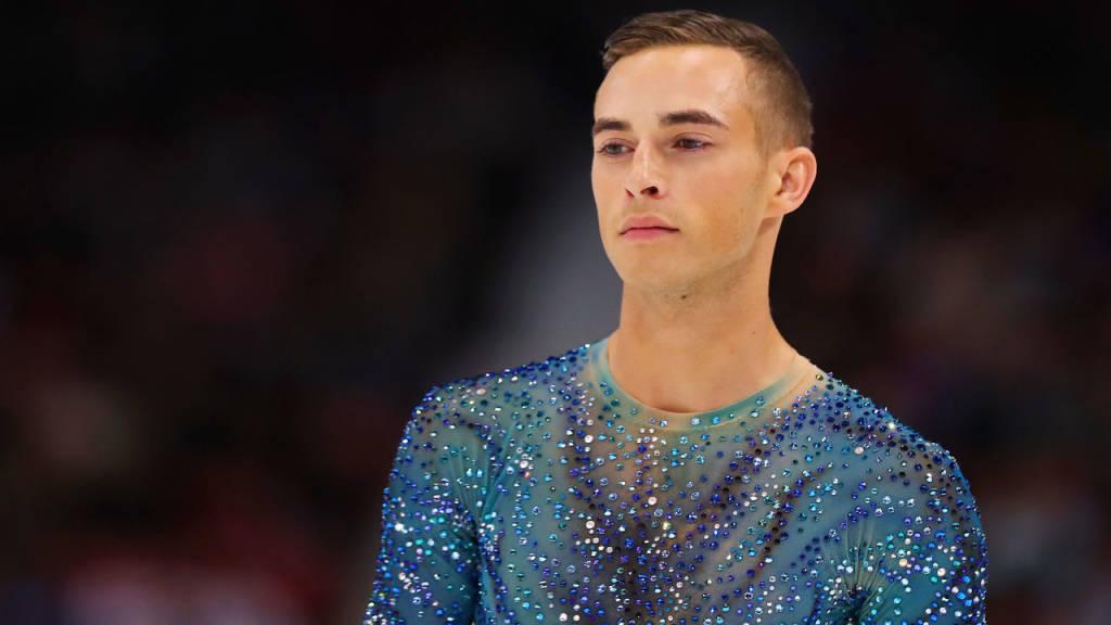Ο αθλητής Adam Rippon γράφει ιστορία ως ο πρώτος ανοιχτά γκέι αμερικανός  που θα συμμετάσχει στους Χειμερινούς Ολυμπιακούς Αγώνες. b71e481b341